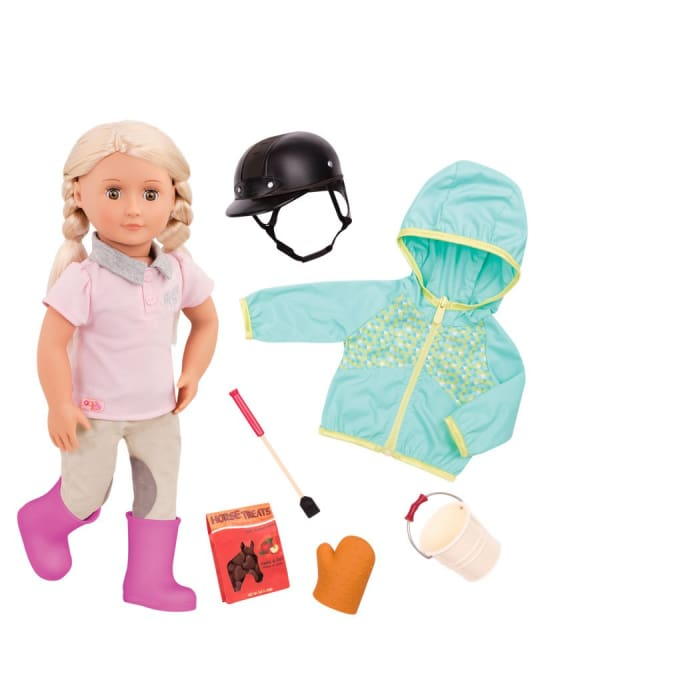 Tamera: A Summer Of Riding Deluxe Our Generation Doll | Our Generation Doll - 062243402003