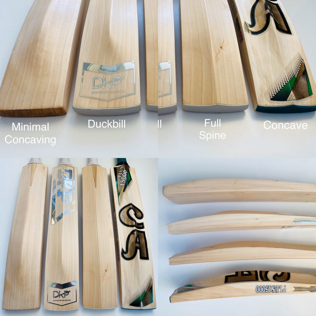 Cricket Bat Profiles