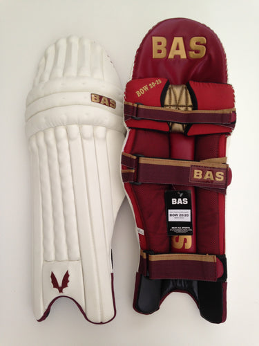 BAS Bow 2020 Cricket Batting Pads: As used by Amla - DKP Cricket Online