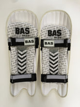 BAS Bow 2020 Moulded Twp Strap Cricket Batting Pads | Lightest Pads on the Market - DKP Cricket Online