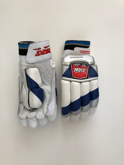 MRF Unique Edition Cricket Batting Gloves: As used By Shikhar Dhawan - DKP Cricket Online