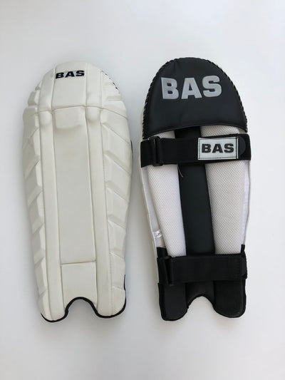 BAS Player Edition Wicket Keeping Cricket Pads - DKP Cricket Online