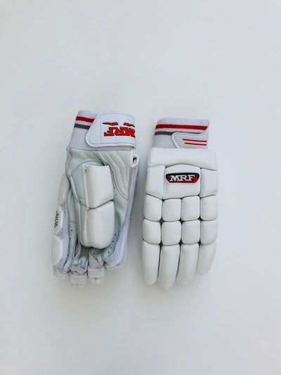 MRF Genuis Elite Batting Gloves:  As used by AB De Villiers - DKP Cricket Online