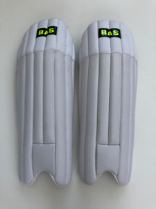 BAS Millennium Pro Wicket Keeping Cricket Pads - DKP Cricket Online