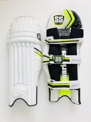 SS TON Matrix Cricket Batting Pads - DKP Cricket Online