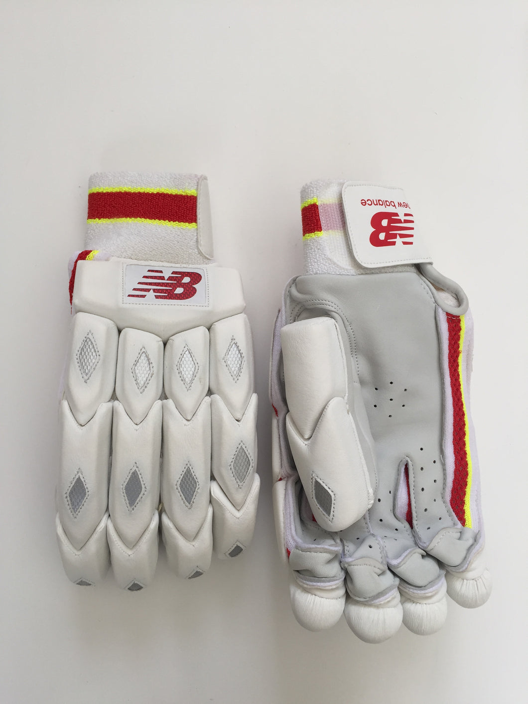 New Balance TC 1260 Cricket Batting Gloves LH - DKP Cricket Online