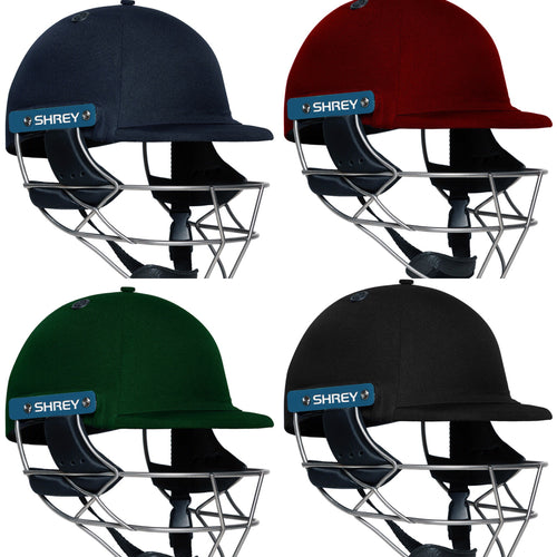 Shrey Master Class Air 2.0 Stainless Steel Cricket Helmet - DKP Cricket Online