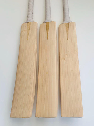 Plain Grade 1 English Willow Cricket Bats | Full Profile No Concaving | Made in England - DKP Cricket Online