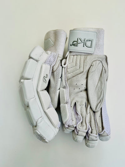 DKP Pro Cricket Batting Gloves Pittard Leather