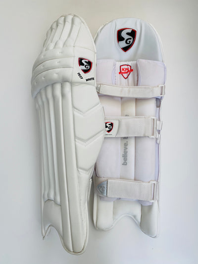 SG Test Pro Cricket Batting Pads | C Pujara | Rohit Sharma