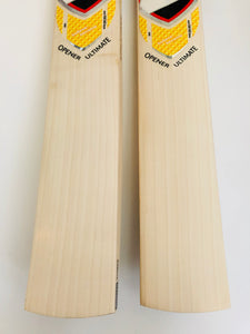 SG Test Opener Pro Cricket Bat | Long Blade | 9 Grains - DKP Cricket Online