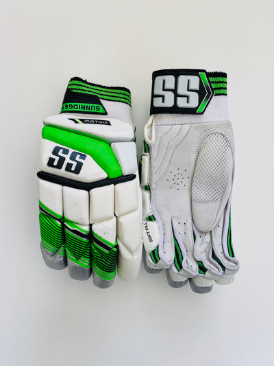 SS TON Matrix Cricket Batting Gloves - DKP Cricket Online