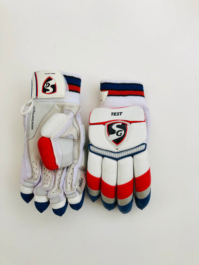 SG Test Cricket Batting Gloves | Left Handed - DKP Cricket Online