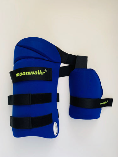 Moonwalkr Endos Cricket Thigh Guard | As used by International Players - DKP Cricket Online