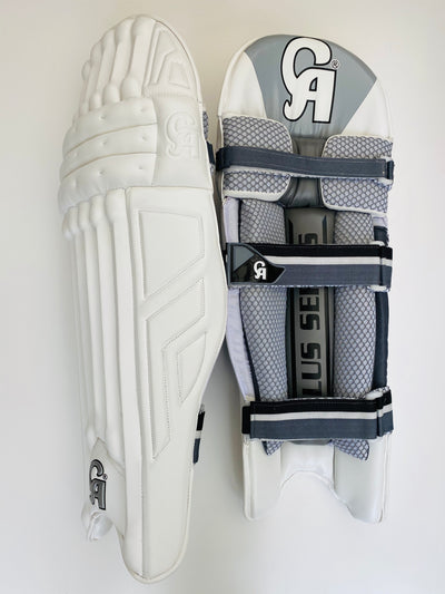 CA Pro Issue Test Cricket Batting Pads | Special Embossed CA