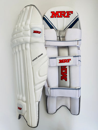 MRF Grand Genius Cricket Batting Pads | Top of the Range