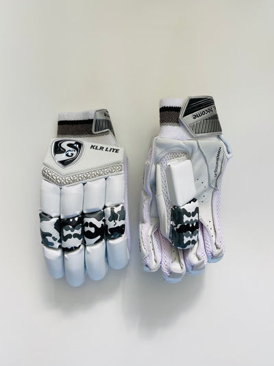 SG KLR Lite Cricket Batting Gloves | As used by KL Rahul