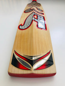 CA 15000 Plus Player Edition 7 Star Cricket Bat | 13 grains | Knocked in ready to play - DKP Cricket Online