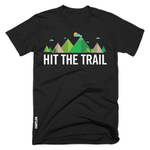 Playera Trail: Hit the trail