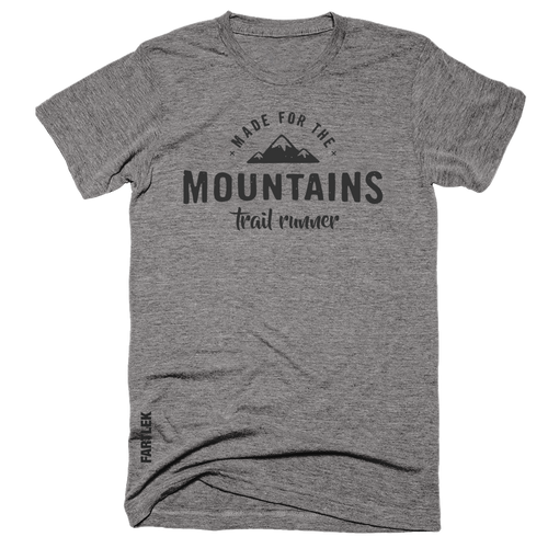 Playera Trail: Made For the Mountains