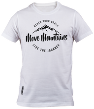 Playera Trail: Move Mountains