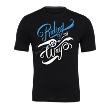 Playera Ciclismo: Riding my way