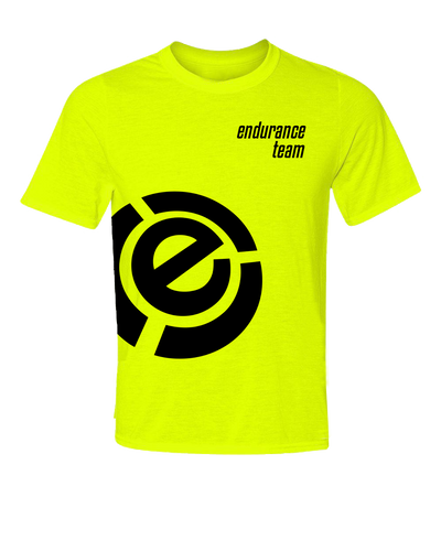 Endurance Team Logo Dri-Fit Yellow