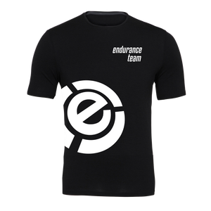 Endurance Team Logo Dri-Fit Black