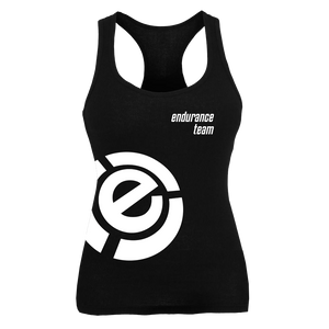 Endurance Team Logo Dri-Fit Tank Black