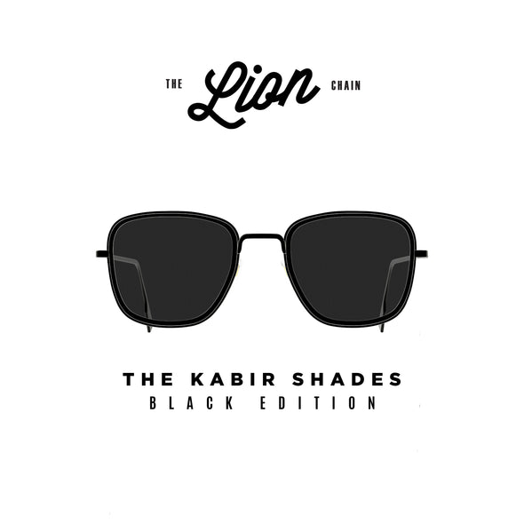 The Kabir Shades Black Edition