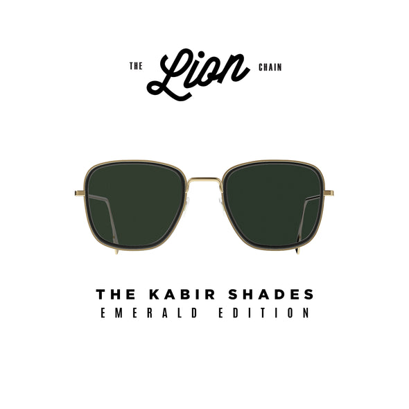 The Kabir Shades Emerald Edition