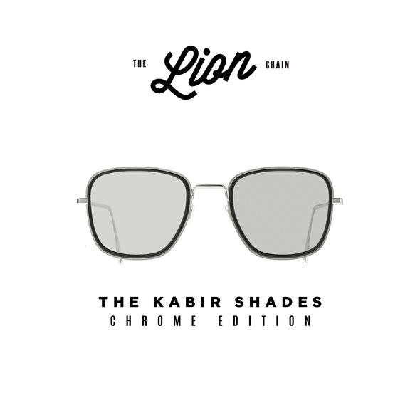 The Kabir Shades Chrome Edition