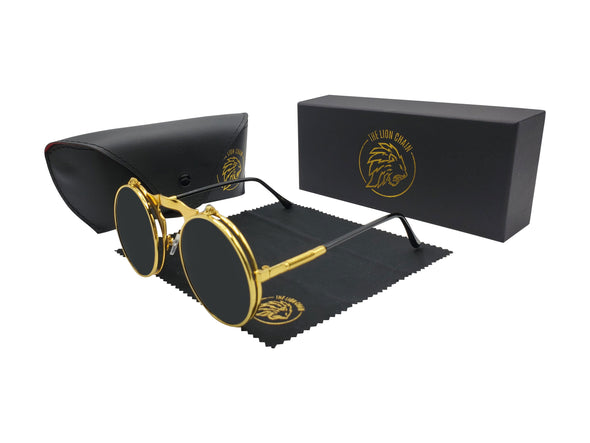 The Undercover Shades Gold Edition