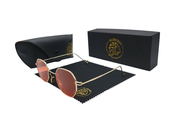 The Hustler Shades Red Edition
