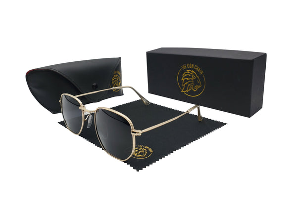 The Bussin Shades Gold Edition