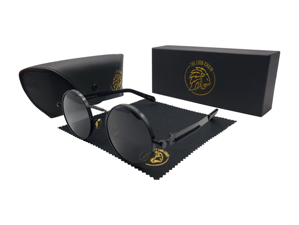 The Lay Low Shades Black Edition