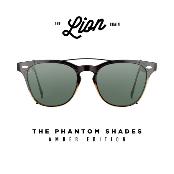 The Phantom Shades Amber Edition