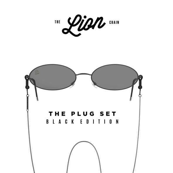 The Plug Set Black Edition
