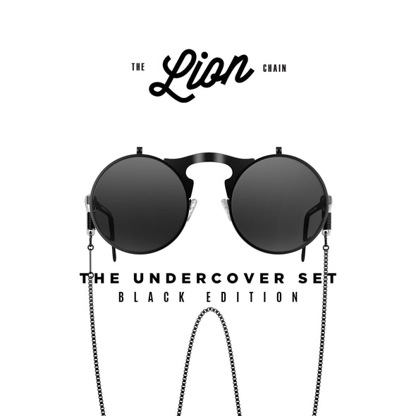 The Undercover Set Black Edition