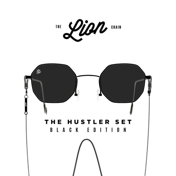 The Hustler Set Black Edition