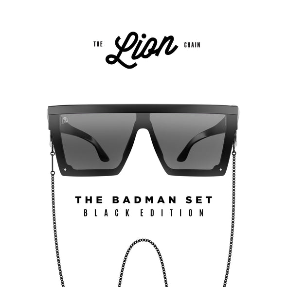 The Badman Set Black Edition