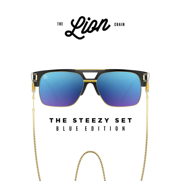The Steezy Set Blue Edition