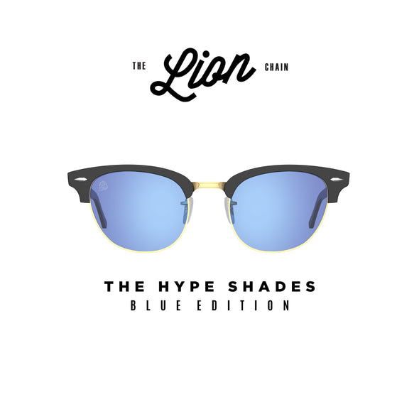 The Hype Shades Blue Edition (Standard Size)