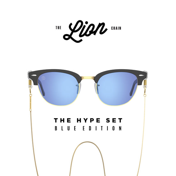 The Hype Set Blue Edition (Standard Size)