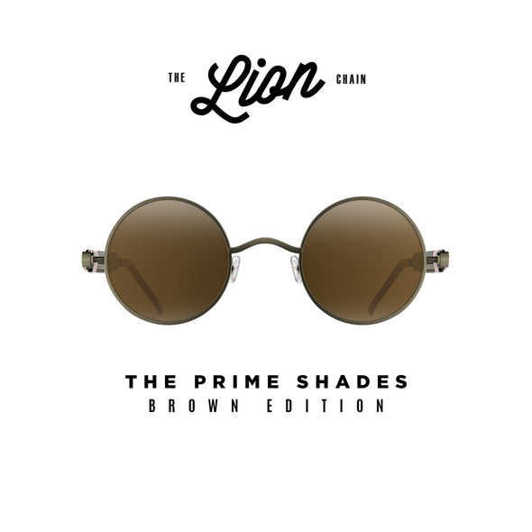 The Prime Shades Brown Edition