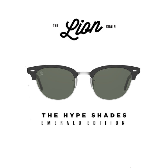 The Hype Shades Emerald Edition (Standard Size)
