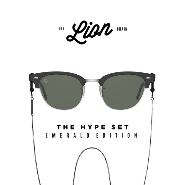 The Hype Set Emerald Edition (Standard Size)