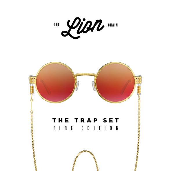 The Trap Set Fire Edition