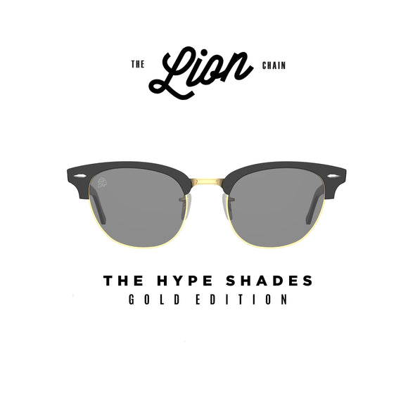 The Hype Shades Gold Edition (Standard Size)