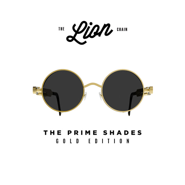 The Prime Shades Gold Edition